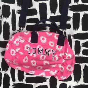 💕🤩💕90's TOMMY MINI DUFFLE💕🤩💕